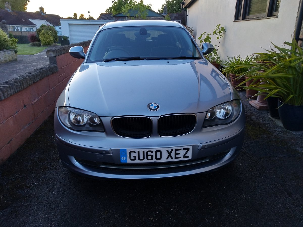 Tidy BMW 118D Sport 2010 (E87) – non-driving SOLD (picture 1 of 6)