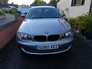 Tidy BMW 118D Sport 2010 (E87) – non-driving