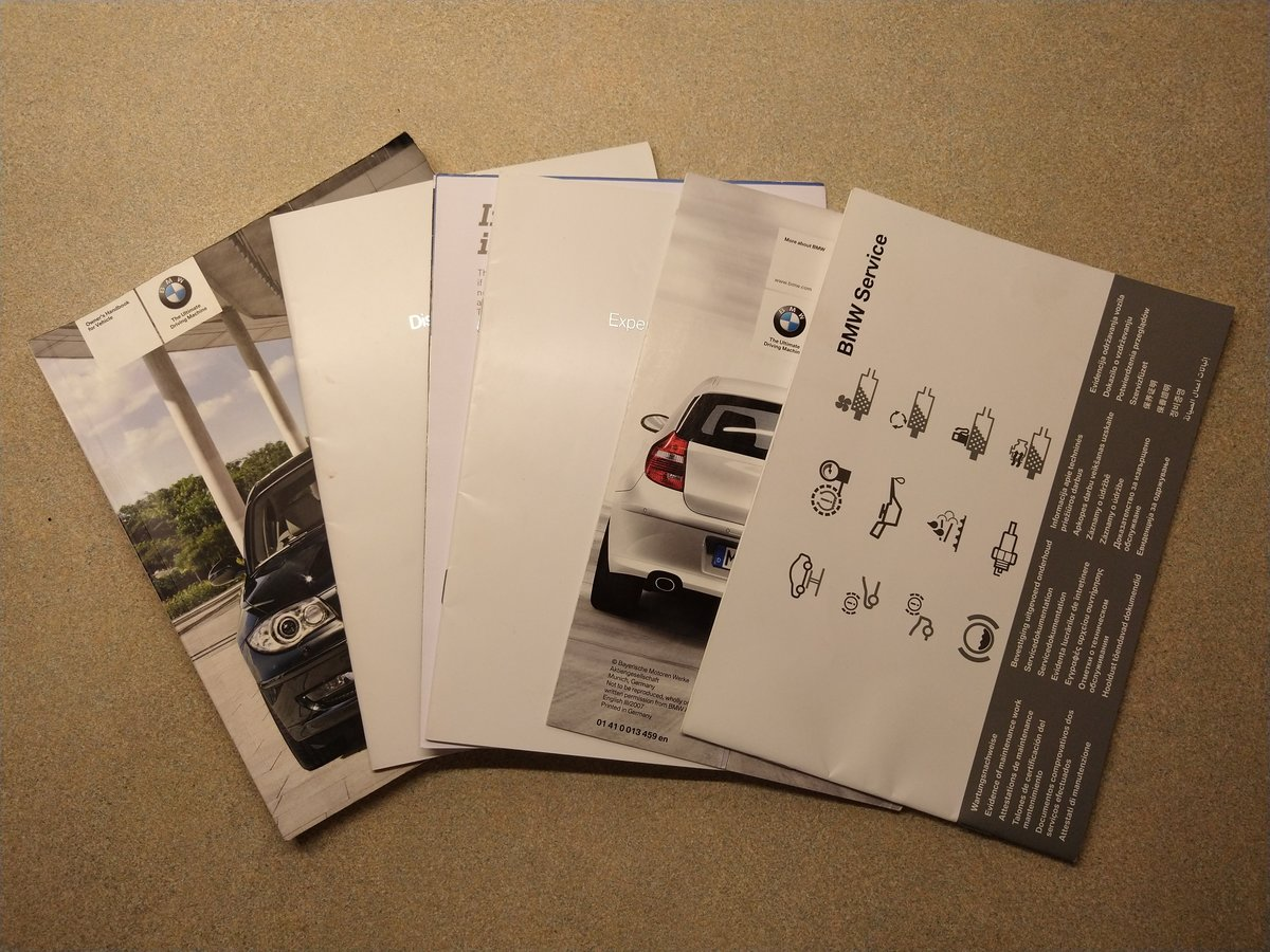 Tidy BMW 118D Sport 2010 (E87) – non-driving SOLD (picture 6 of 6)