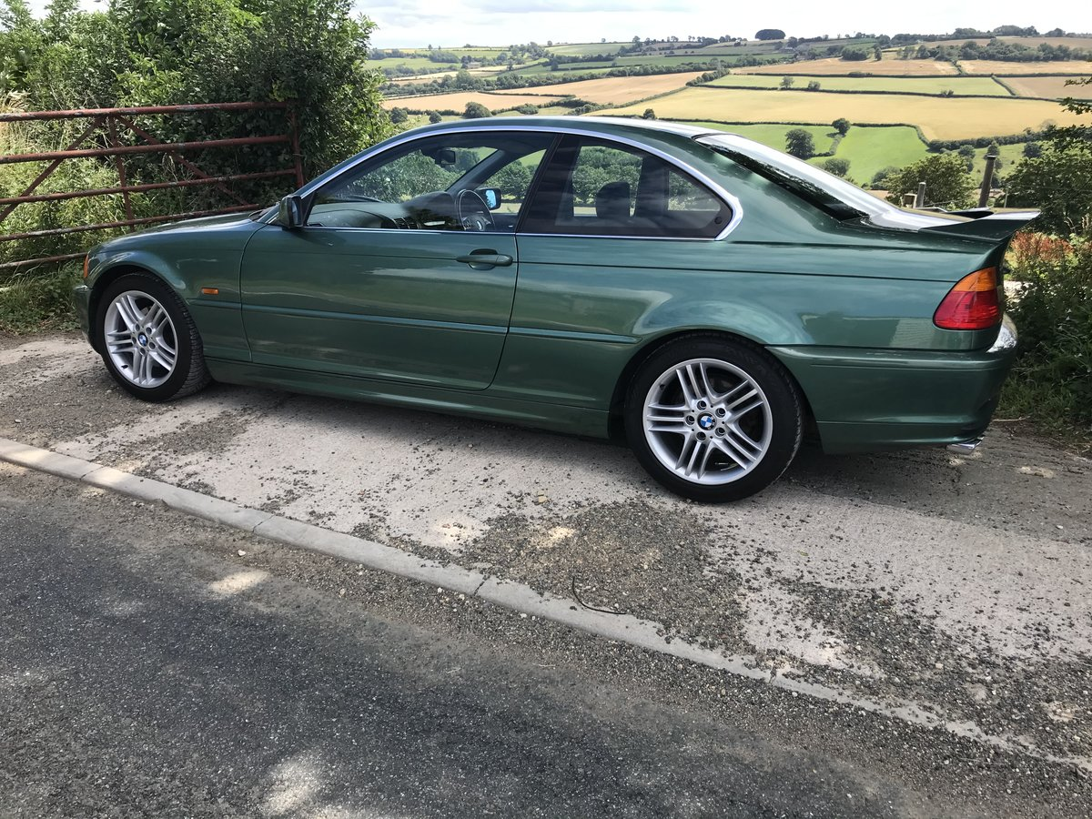 1999 BMW 328ci Auto -lovely example SOLD (picture 1 of 6)