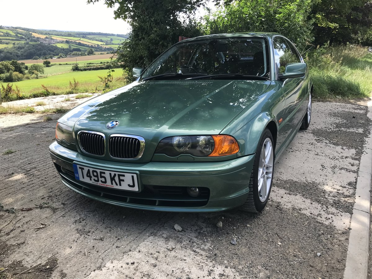 1999 BMW 328ci Auto -lovely example SOLD (picture 3 of 6)