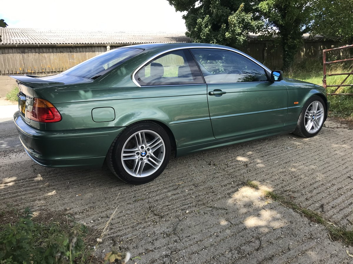 1999 BMW 328ci Auto -lovely example SOLD (picture 4 of 6)