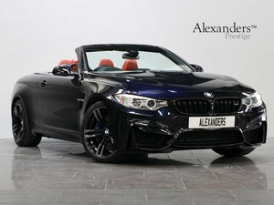 15 65 BMW M4 CONVERTIBLE DCT 3.0 AUTO