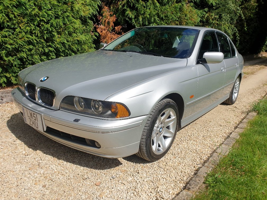 2001 BMW E39 540i Very Low Mileage For Sale (picture 1 of 6)