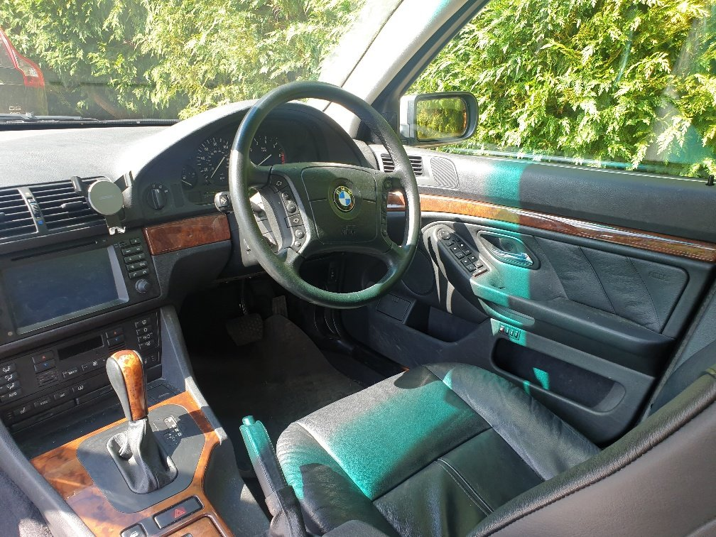 2001 BMW E39 540i Very Low Mileage For Sale (picture 6 of 6)