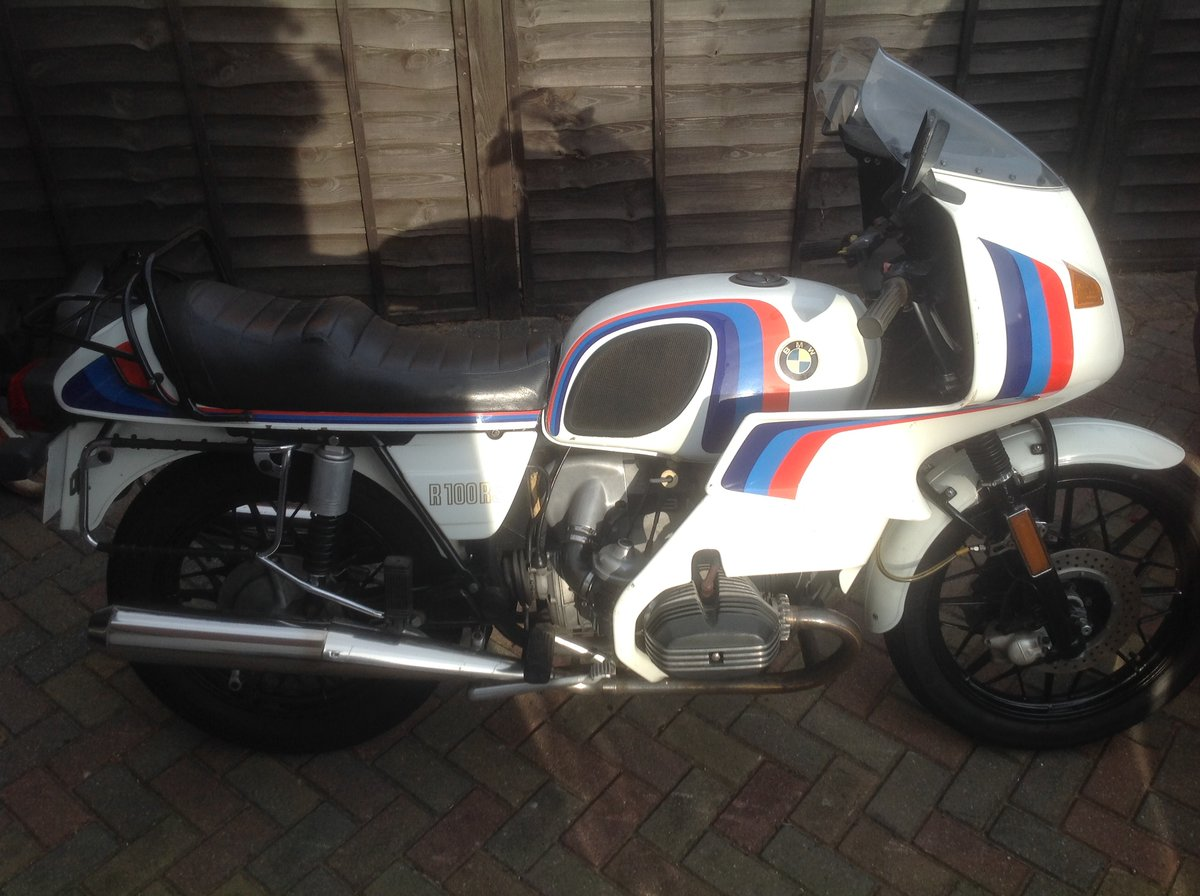 1980 BMW R100RS For Sale (picture 1 of 3)