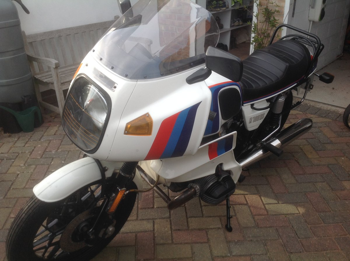 1980 BMW R100RS For Sale (picture 2 of 3)