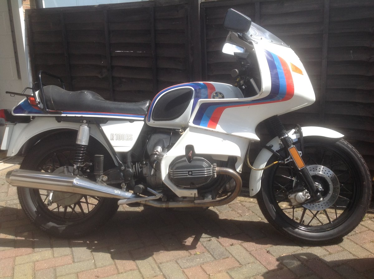 1980 BMW R100RS For Sale (picture 3 of 3)