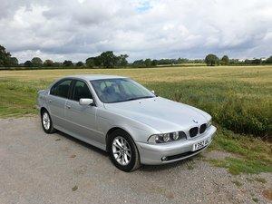 BMW 520i SE Auto