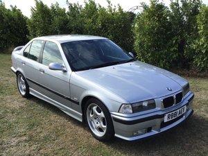 1997 BMW E36 M3 Evolution at ACA 22nd August