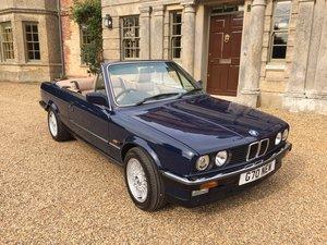 1989 BMW 320i CONVERTIBLE E30 AUTOMATIC