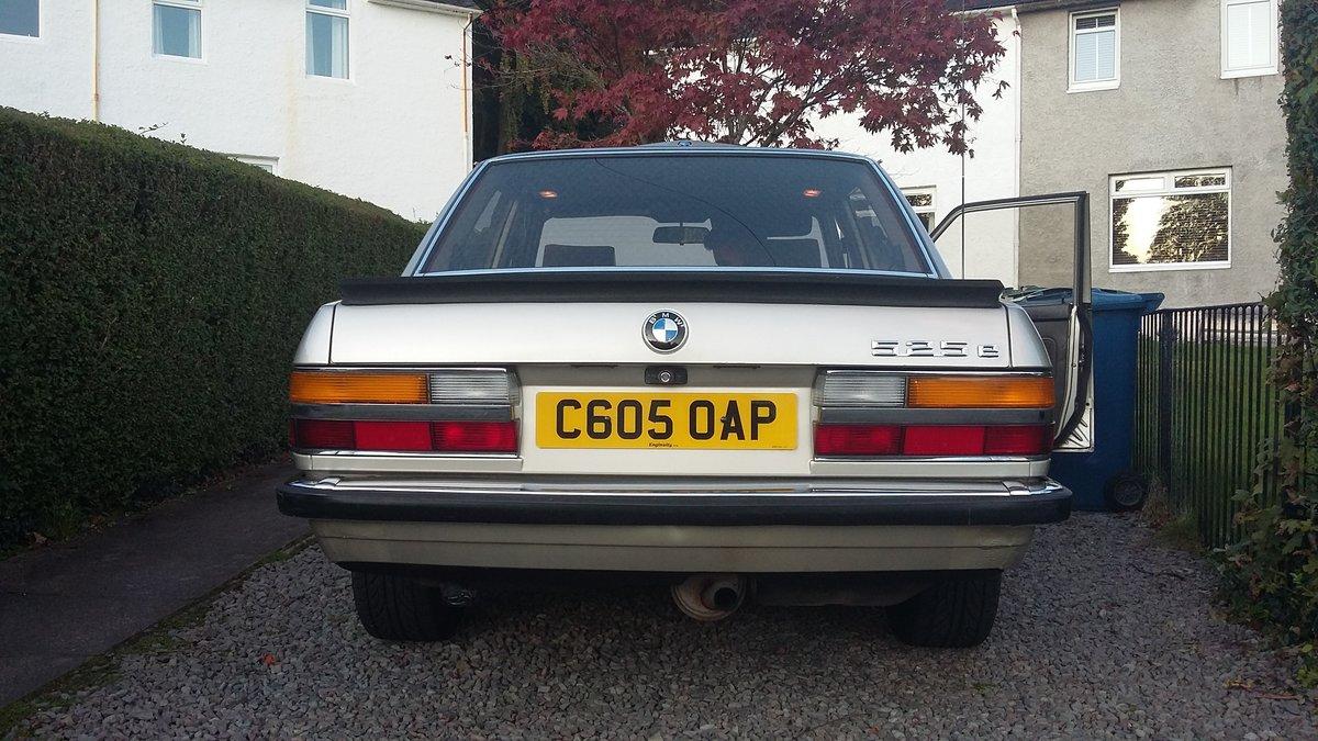 1985 BMW E28 525E For Sale (picture 2 of 6)