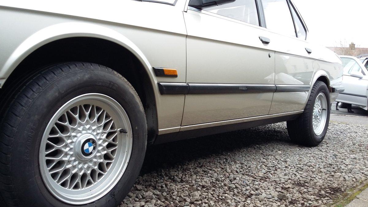 1985 BMW E28 525E For Sale (picture 4 of 6)