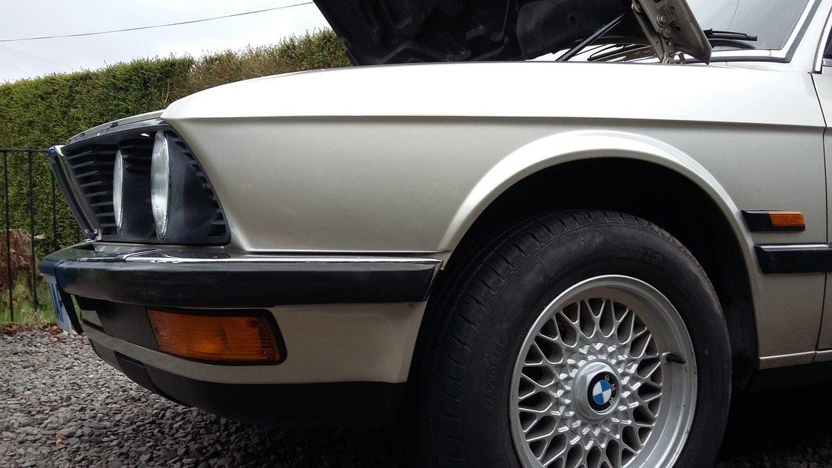1985 BMW E28 525E For Sale (picture 5 of 6)