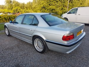 Bmw 740i 4.4 V8 Full MOT Very reluctant sale
