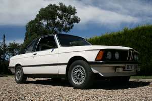 Picture of 1982 BMW 323i Baur Cabriolet.NOW SOLD