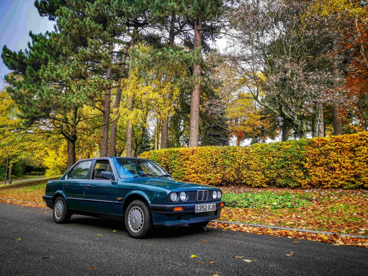 1989 Bmw E30 316i manual For Sale (picture 1 of 6)