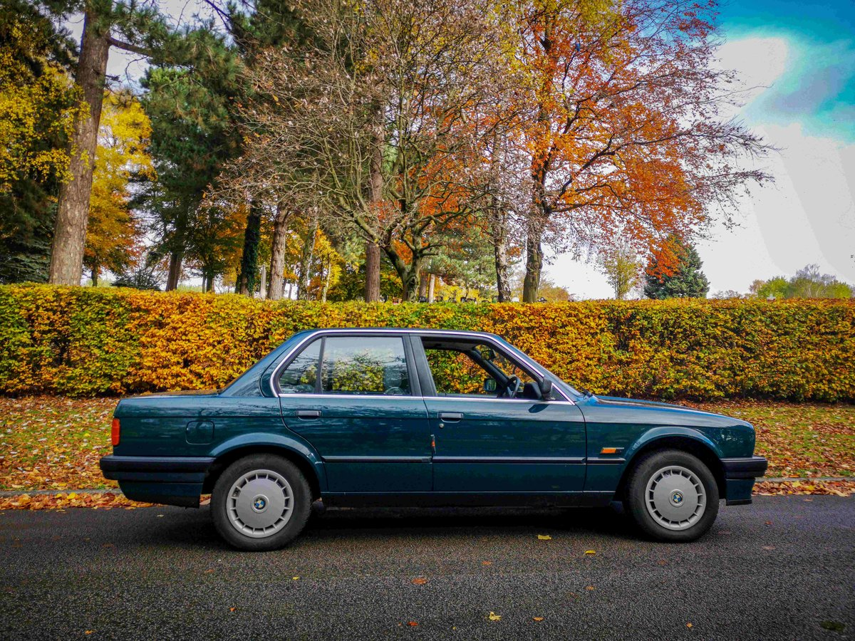 1989 Bmw E30 316i manual For Sale (picture 2 of 6)