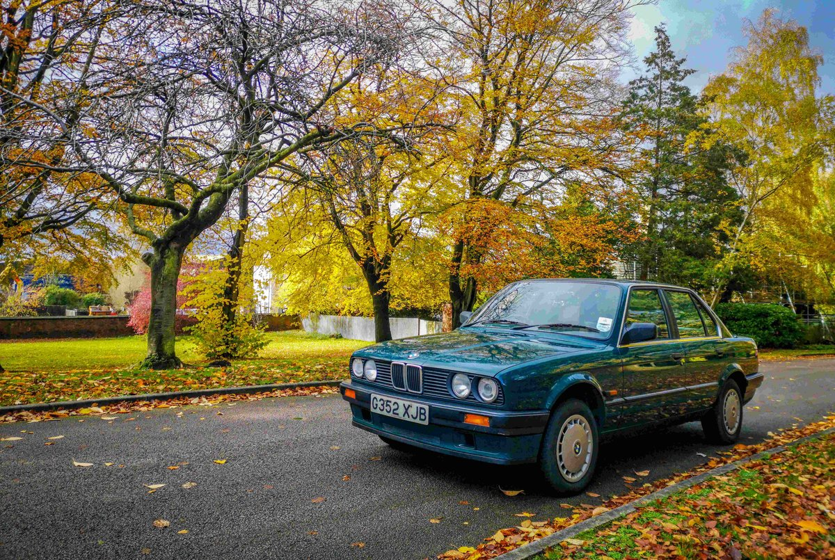 1989 Bmw E30 316i manual For Sale (picture 3 of 6)
