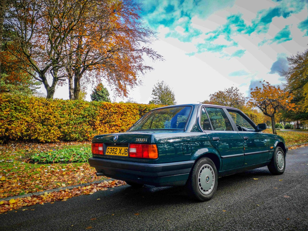 1989 Bmw E30 316i manual For Sale (picture 5 of 6)