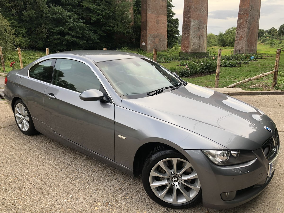 *Now Sold* BMW 325i SE Coupe | 2006 | Genuine 43,000 Miles For Sale (picture 1 of 6)