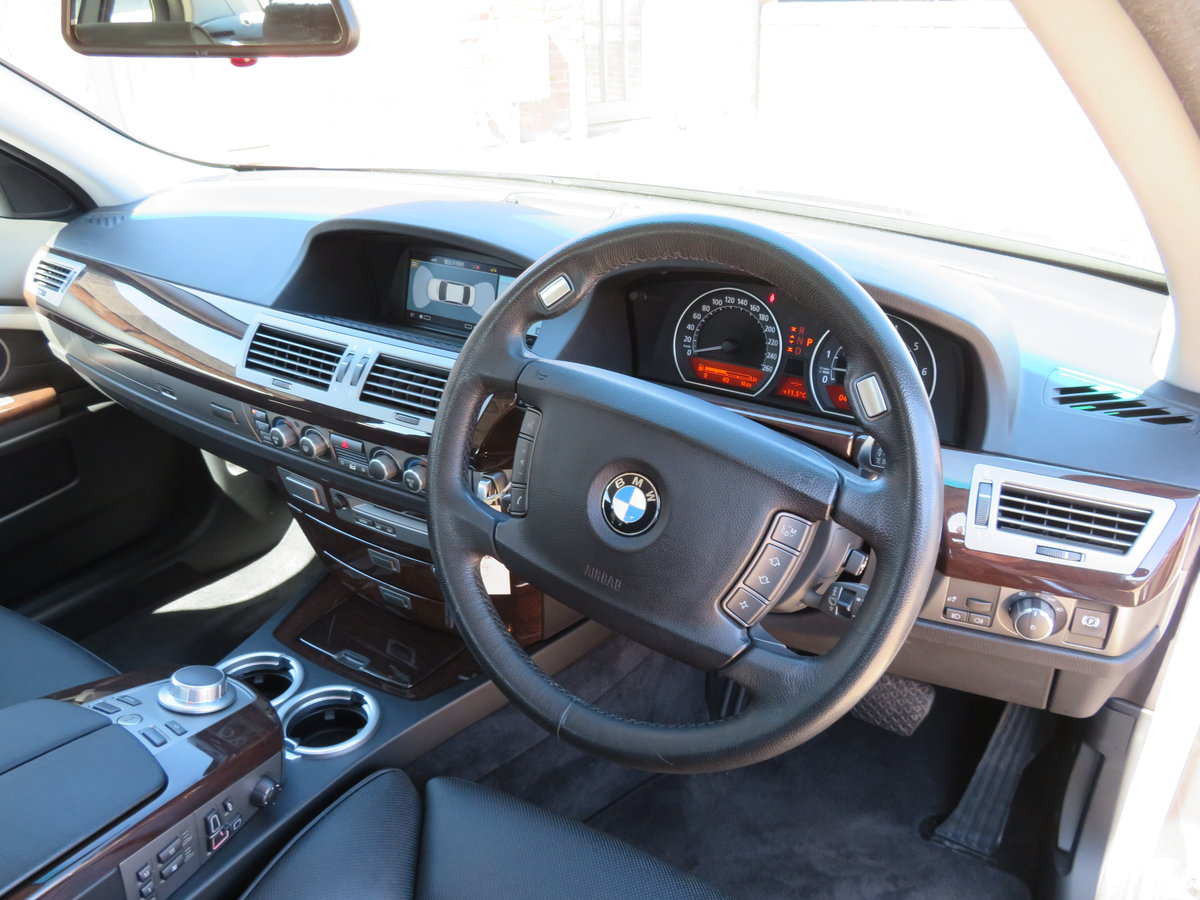 2007 BMW 750 Li V8 LWB AUTO  COVERED 28K MILES 1 OWNER FROM NEW For Sale (picture 2 of 6)