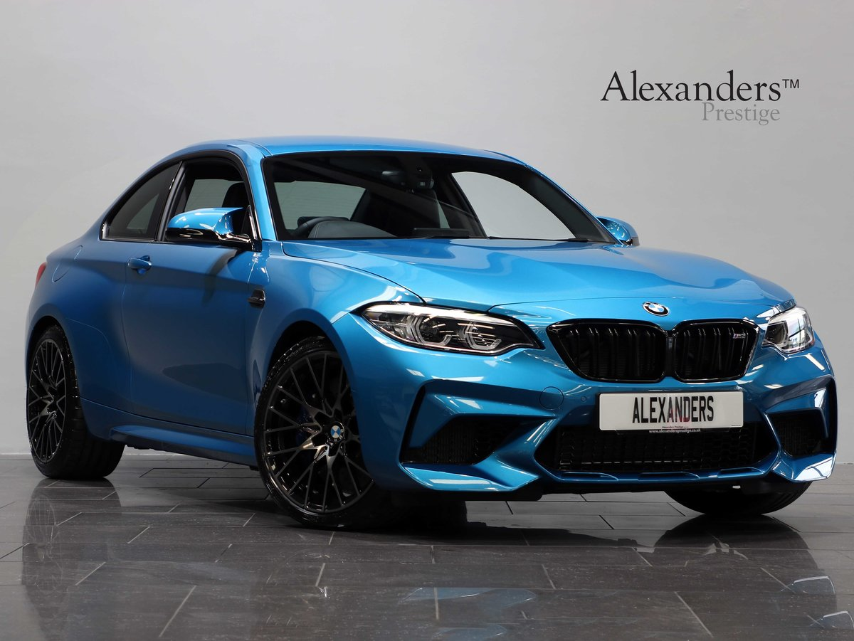 2019 19 69 BMW M2 COMPETITION DCT 3.0 AUTO For Sale (picture 1 of 6)