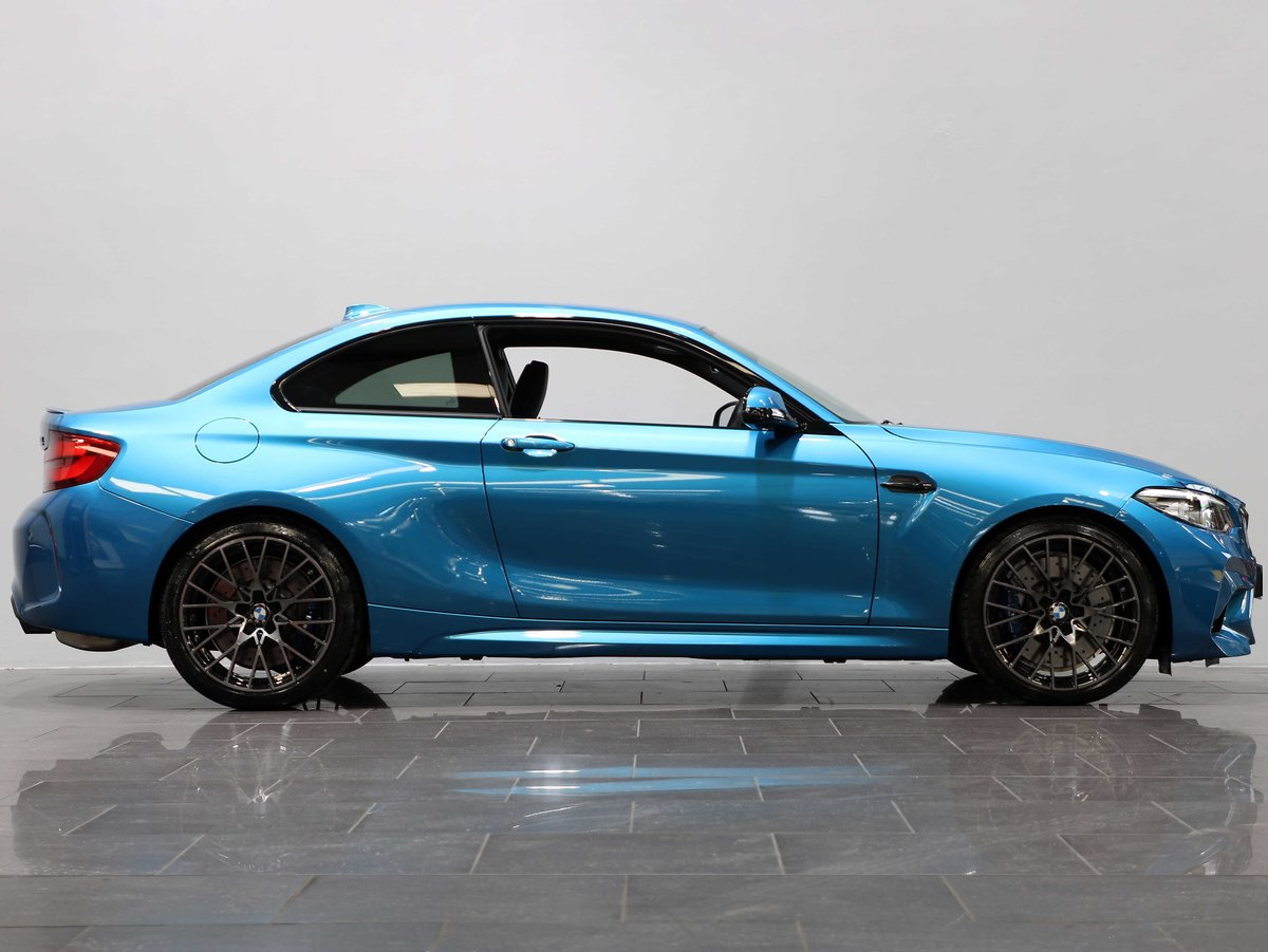 2019 19 69 BMW M2 COMPETITION DCT 3.0 AUTO For Sale (picture 2 of 6)