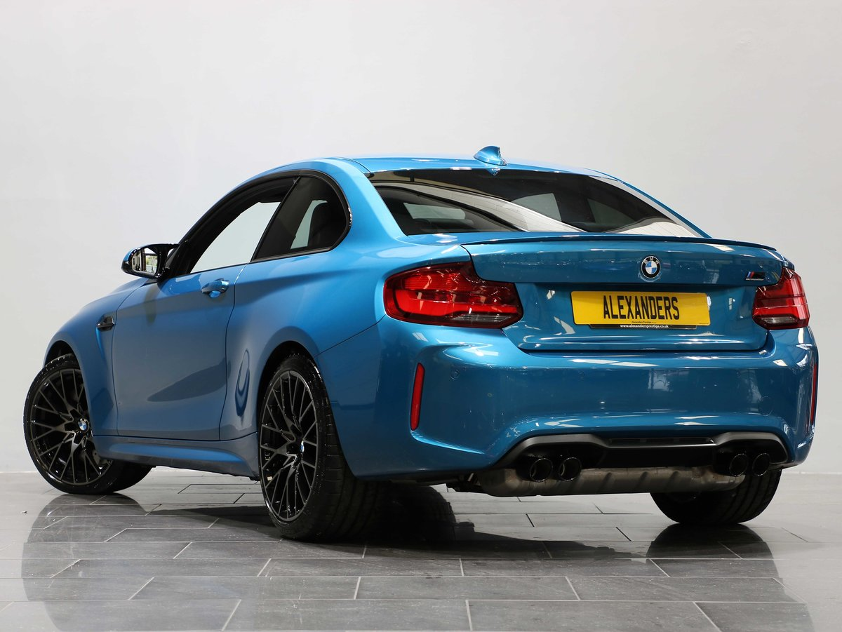 2019 19 69 BMW M2 COMPETITION DCT 3.0 AUTO For Sale (picture 3 of 6)