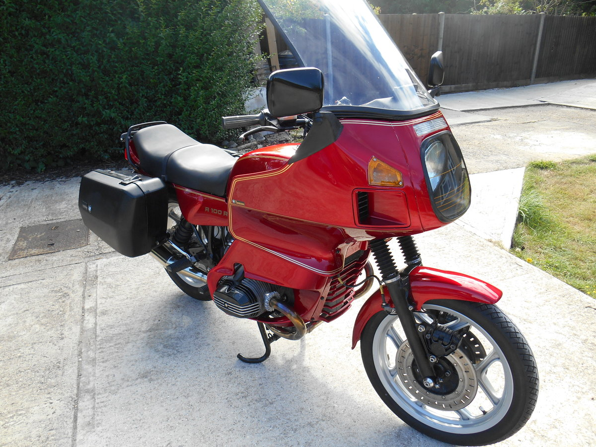 1989 BMW R100 RT For Sale (picture 1 of 6)