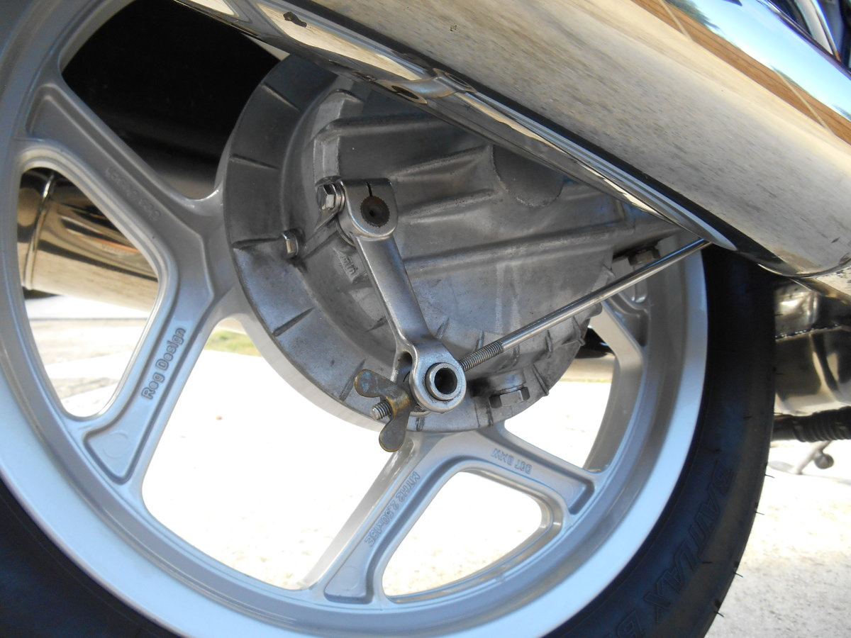 1989 BMW R100 RT For Sale (picture 6 of 6)
