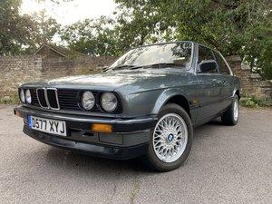 1987 BMW E30 320i Coupe