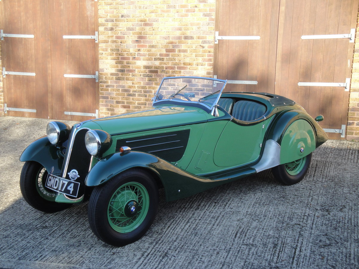 1937 Frazer-Nash BMW  For Sale (picture 1 of 6)