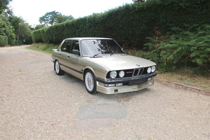 1985 BMW Alpina B10 3.5 Recreation RHD
