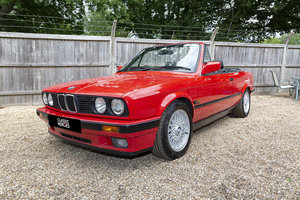 Picture of 1992 BMW E30 325i Auto Convertible For Sale