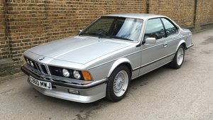 Picture of 1986 BMW M635CSI For Sale