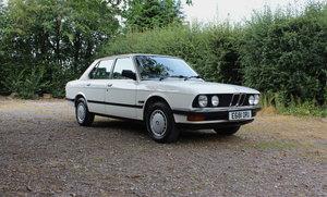 BMW E28 520i auto