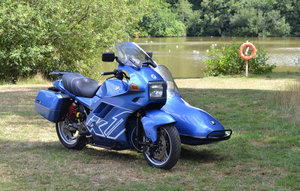 1993 BMW K1 Charnwood Combination