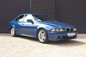 Picture of 2002 BMW E39 525i M-Sport Saloon Auto (11,590 miles) SOLD