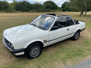 1987 BMW E30 316 Baur Cabriolet at ACA 22nd August  For Sale