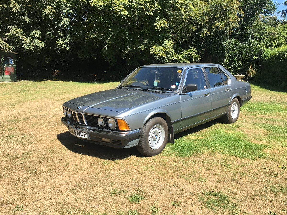 1985 BMW E23 728i Auto. For Sale (picture 1 of 5)
