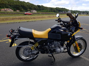 1991 BMW R80GSPD low mileage