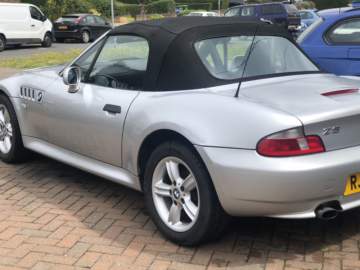 2001 BMW Z3 With FULL SERVICE HISTORY For Sale (picture 1 of 6)