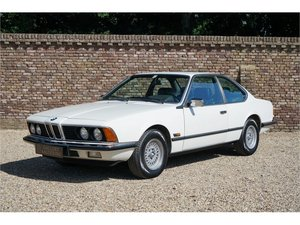 1984 BMW 633 CSI only 41000 kms, very original example, very clea