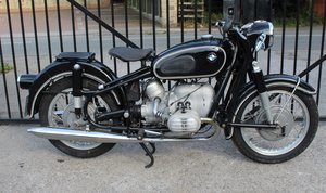 1961 BMW R50/2 Presents very well , Frame number 631420