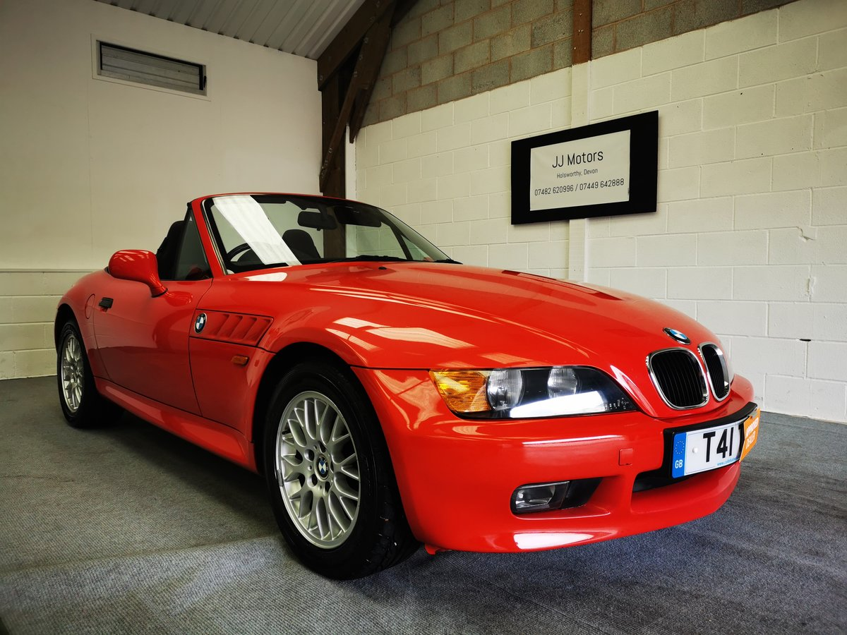1999 BMW Z3 1.9 Roadster *MOT'd 04/08/21* SOLD (picture 1 of 6)
