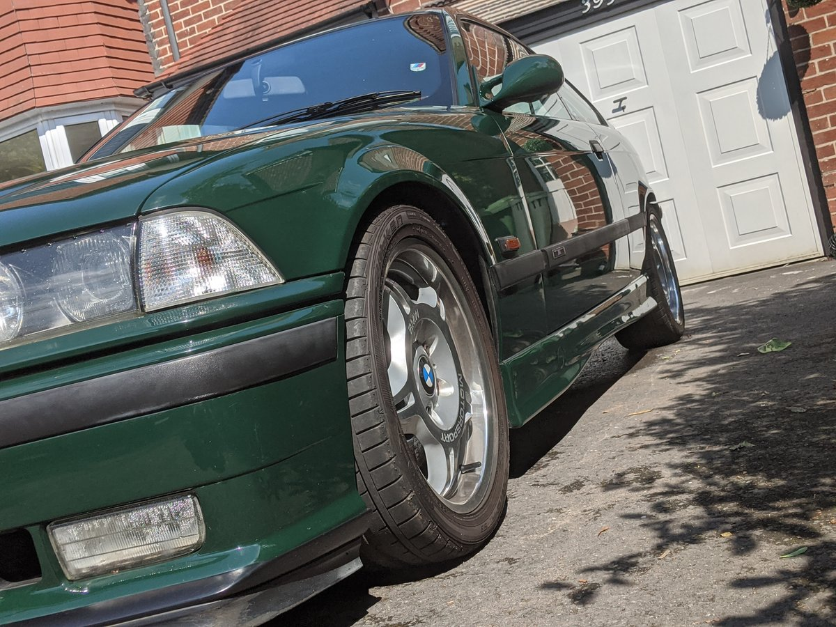 1995 BMW E36 M3 GT For Sale (picture 2 of 6)