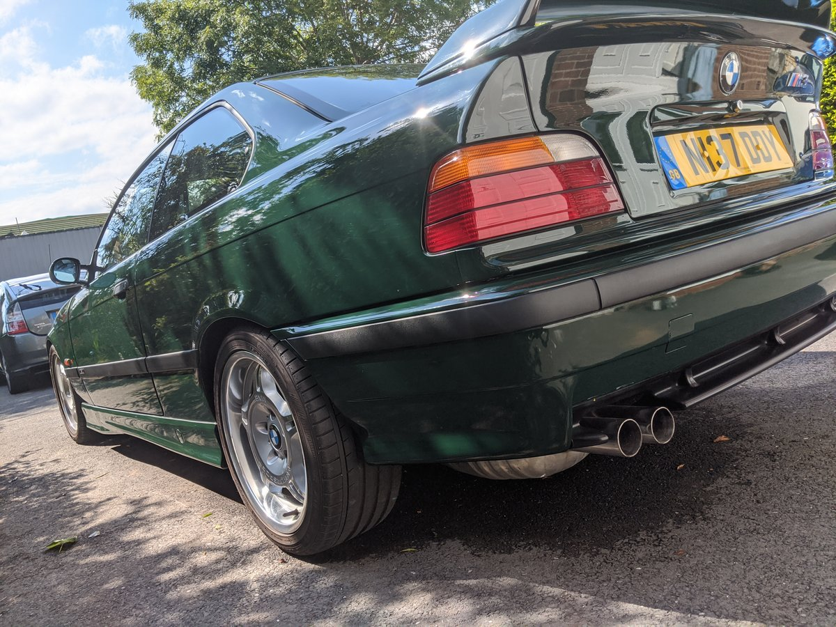 1995 BMW E36 M3 GT For Sale (picture 3 of 6)