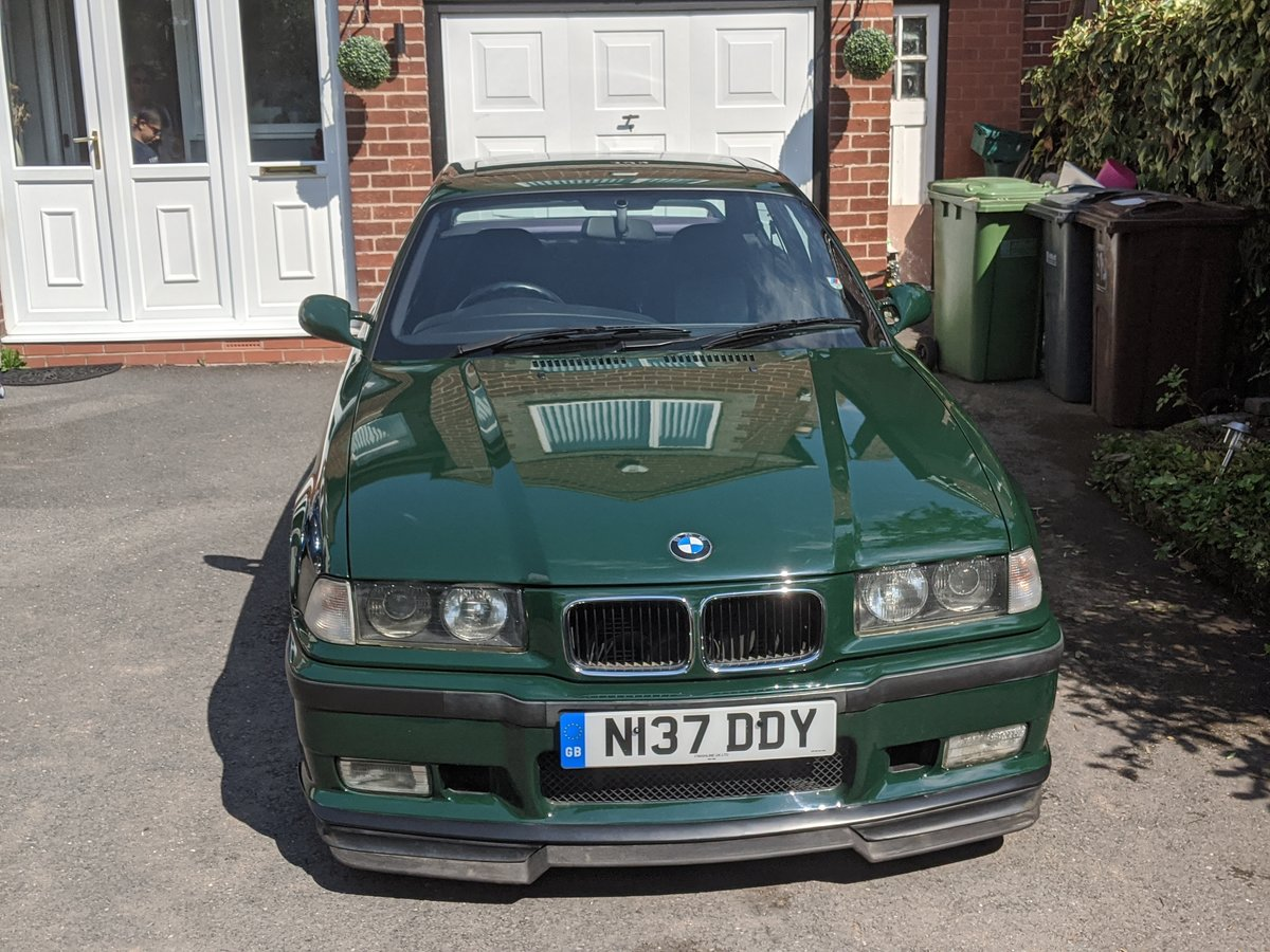 1995 BMW E36 M3 GT For Sale (picture 4 of 6)