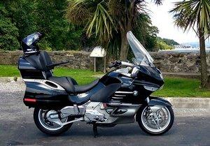 Bmw k1200lt luxury tourer
